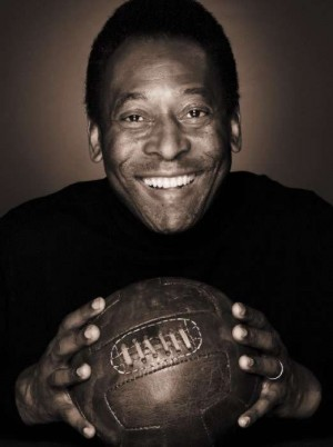 Patrick Lichfield, Pele (Brown Football)