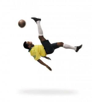 Patrick Lichfield, Pele (Overhead Kick)