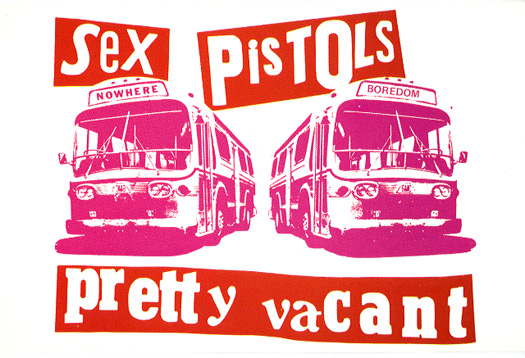 pretty vacant sex pistols youtube anarchy in Goulburn